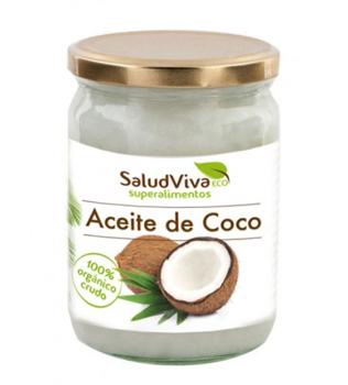 Superalimentos Aceite de coco